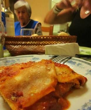 Nothing beats my nona's lasagne ♥