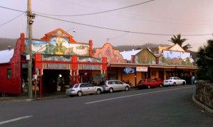 Nimbin's town [ NIMBIN, Australia ]