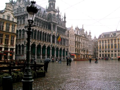 BRUSSELS and beyond, Belgium