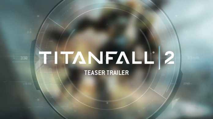 Titanfall 2 está com com data de lançamento cada vez mais próxima