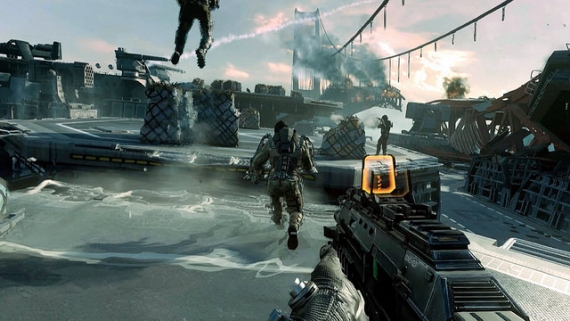 O confronto de titãs – Call of Duty: Infinite War e Battlefield 1 revela a cobertura da mídia