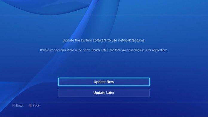 """Update 4.05 Melhora a """"Qualidade do Desempenho do Sistema"""" novamente"""