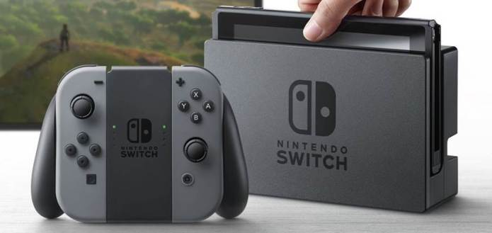 Rumores apontam que Nintendo Switch pode custar U$ 250 e sua versão Premium U$ 350