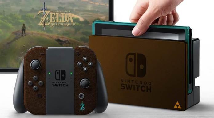 Nintendo switch terá 6,2 polegadas, resolução de 720p e tela multi-touch