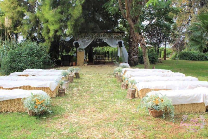 boda otoño huerto montesin