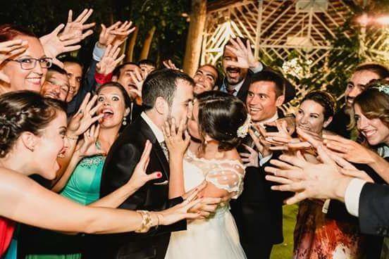Fricuki-boda de Villa Delia