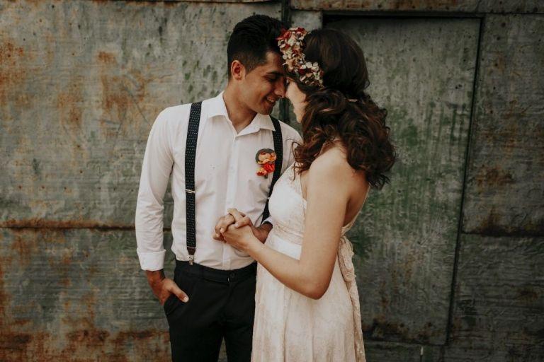 boda bohemia valencia