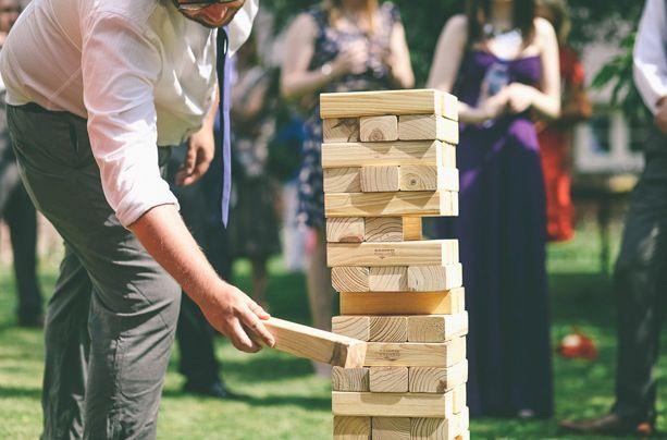 Juegos para animar la boda