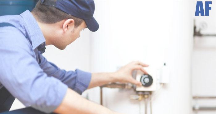 instalacion calentadores agua
