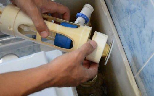 reparar fuga de cisterna