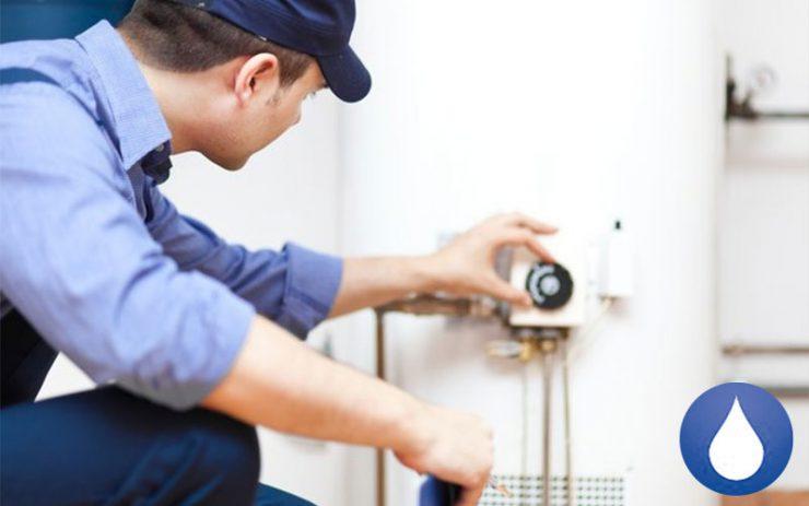 Reparaciones calentador de gas