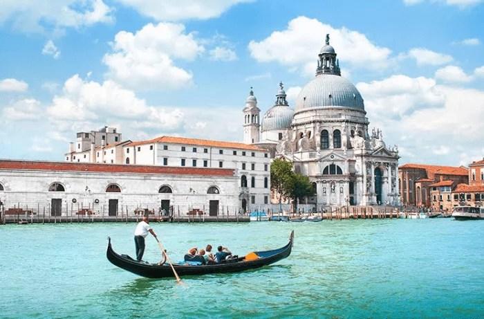 cidades mais caras daa Itália Veneza