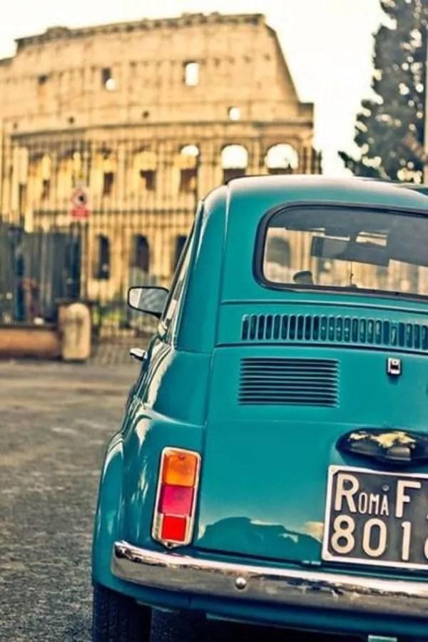 como comprar carro na Itália