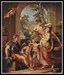 """Venus giving Helen to Paris as his wife"" by Gavin Hamilton (1784)."
