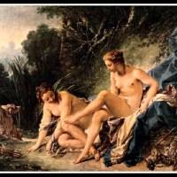 "►Greek Mythology: ""Artemis, The Goddess of Hunting"" / Poem: ""Ode to Artemis"", by  Irina Dimitric.-"