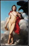"""""""Ganymede"""" by Jean Pierre Granger. (1815)."""