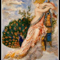 "►Greek Mythology: ""Hera, Zeus' Wife"" / Poetry: ""Two Poems"".-"