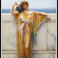 "►Greek Mythology: Atlas / Poem: ""Atlas ♁"", by Eva Xanthopoulos.-"