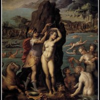 "►Greek Mythology: ""Andromeda and Perseus"" / Poetry: ""On The Sonnet"", by John Keats 💫.-"