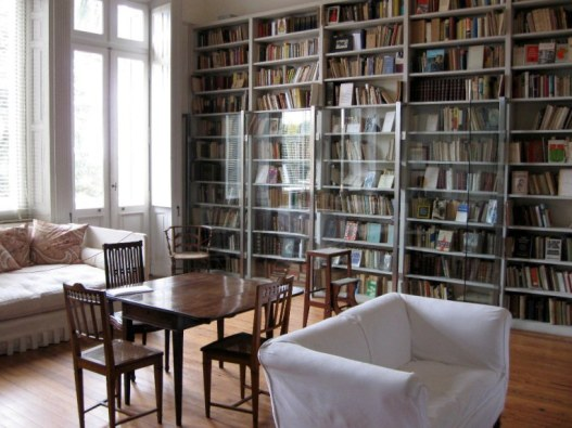 villa ocampo bibliotea