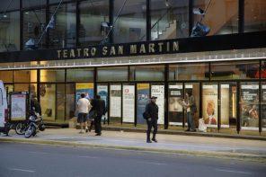 Teatro San Martin reabre com festa!