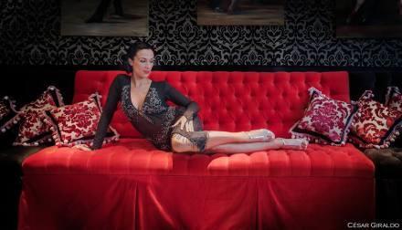 roupas de tango mimi pinzon