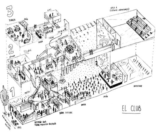 Club Cultura Matienzo