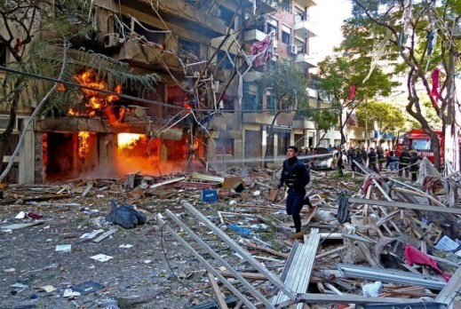 ÁNGEL AMAYA - Santa Fe, 6 de agosto de 2013 Explosión por escape masivo de gas derrumbó un edificio completo en la ciudad de Rosario, afectando a otras cientos de viviendas.