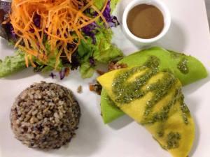 Gaia Café_comida