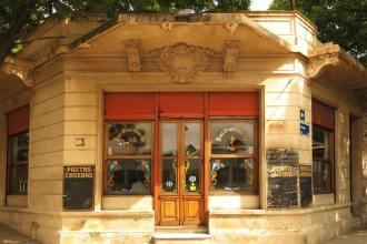 bar portuario fachada