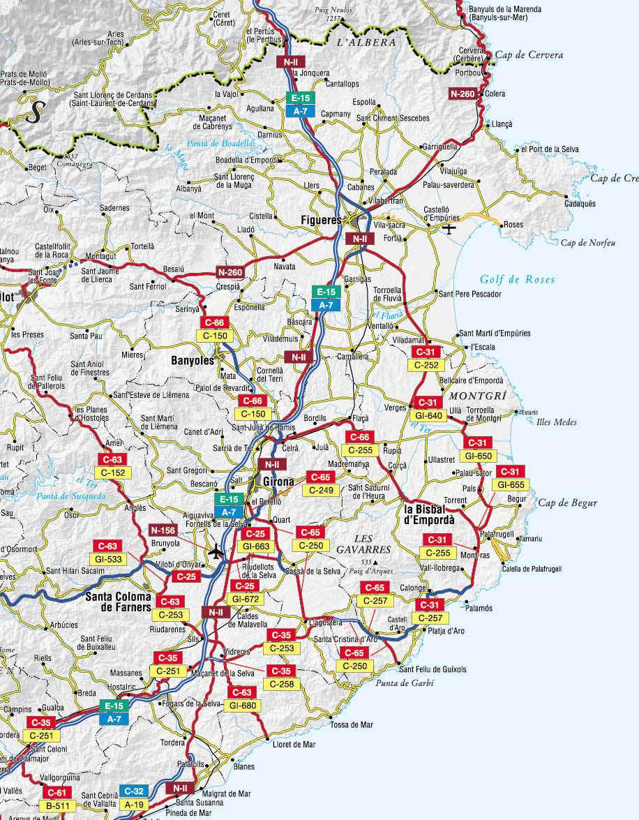 mapa_carreteras_costabrava