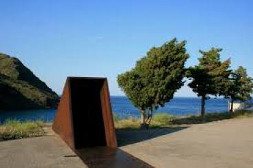 catalunha-costabrava-portbou-memorial walter benjamin