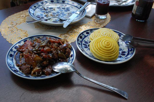 Espaço Tibet Gastronomia