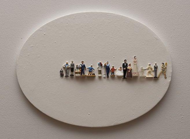 Them (Ellos), obra de Liliana Porter