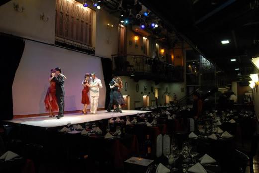 show de tango complejo tango