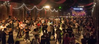 mundial de tango milonga del puerto