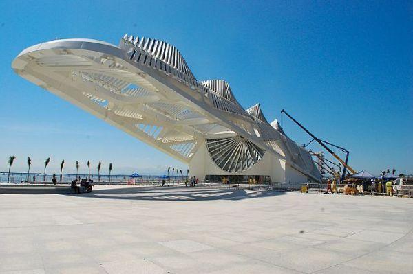 Museu do Amanhã. Foto Eduardo Baró.
