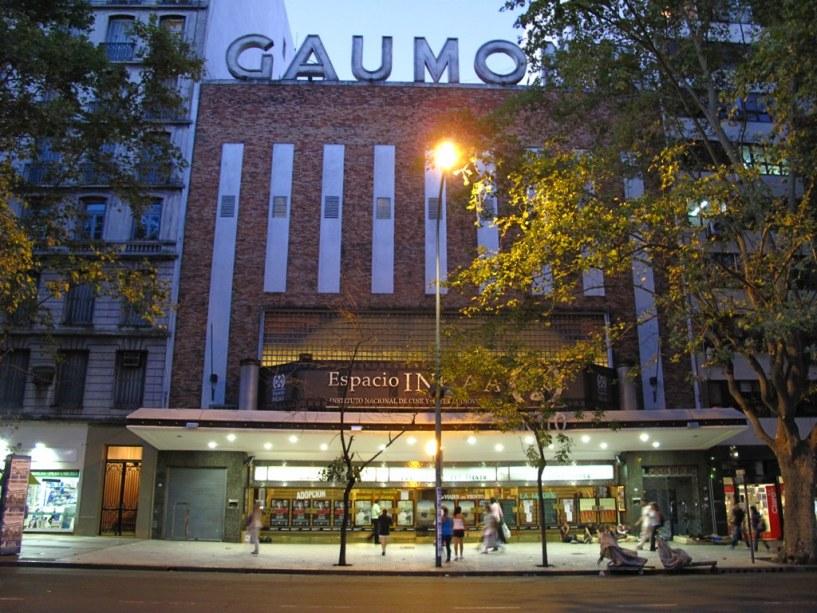cinema gaumont primavera em buenos aires