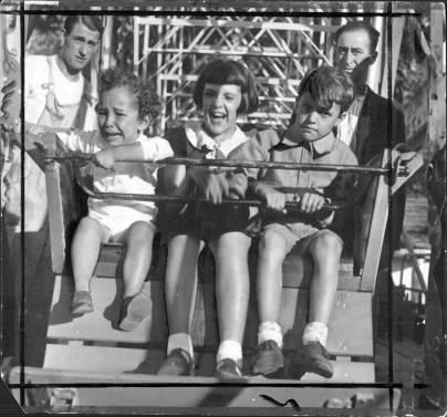 La vuelta al mundo en el Parque Japonés, Buenos Aires 1938.
