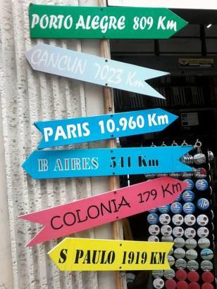 uruguai placas