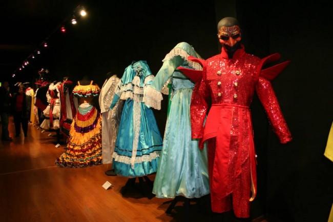 museu do carnaval foto face do museu