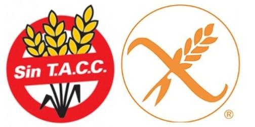 Selos que identificam os produtos livres de TACC