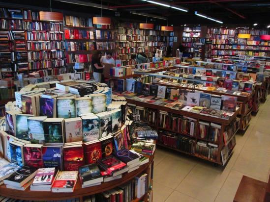 lima literaria libreria sur