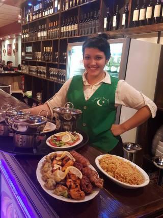 restaurante paquistanes