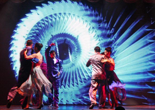 madero tango show