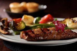 Cabaña las Lilas: carnes e mimos