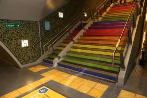 Santa Fé-Jáuregui, a estação LGBTI do metrô portenho