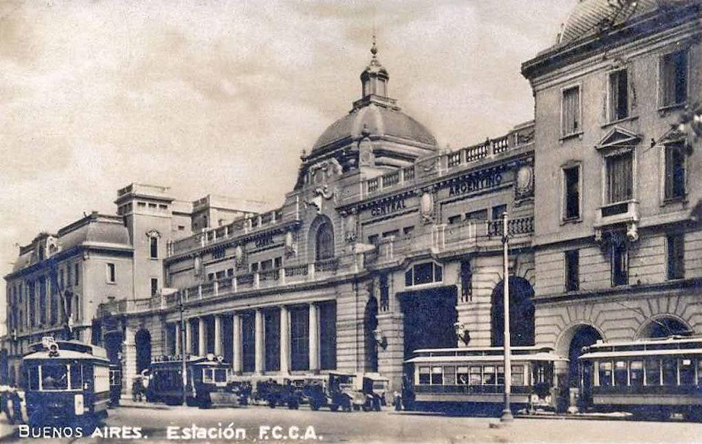 Estação Retiro foto de arquivo