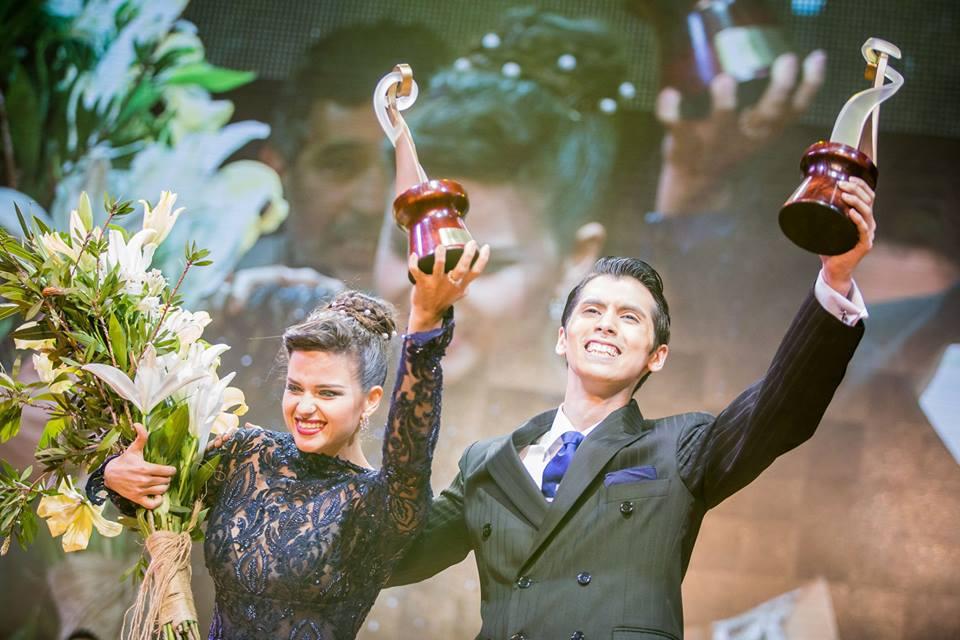Mundial de Tango 2017 vencedores categoria palco