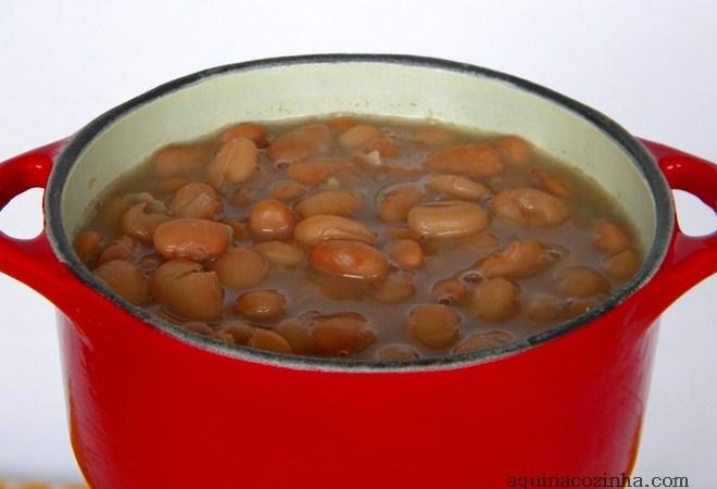 Como cozinhar feijão